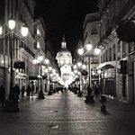 Una de las calles más bonitas de Zaragoza. http://t.co/Wdl5prVwDC