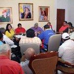 Con Alcaldes y Alcaldesas discutiendo el Plan a ejecutar en el 2015 http://t.co/O3BckS7rFF http://t.co/p2GB0wk4tP