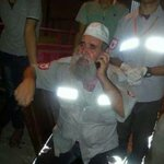 A paramedic who saved hundreds during Gaza 2014 war has died... Please join in a prayer for his soul http://t.co/PJi4pvYXCn