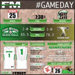 #Gameday in the Wave Cave! Come out for Alumni Night & Honor the 2010 State Championship Team! http://t.co/503z1uTecZ