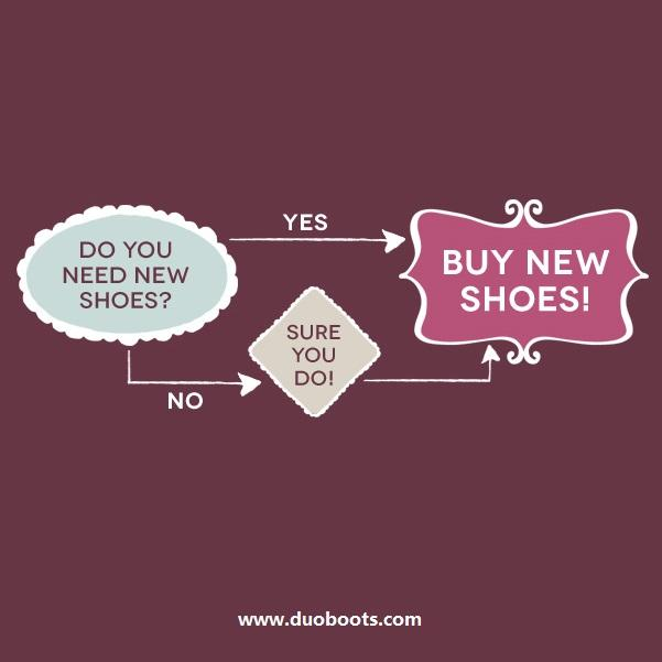 Do you need new shoes? #newshoes #duoboots #fact http://t.co/QJESYTVF6X
