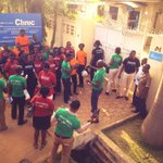 RT @EVA_Nigeria: Participants arrive at the Marie Stopes clinic in Karu Abuja #FPNigeria14 #DoroYouth #Choice4Life. http://t.co/0gXfSApacg