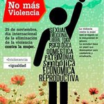 No mas violencia contra las mujeres!! RT si apoyas esta campaña!! http://t.co/RVs5YCn41n