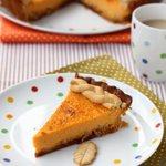 Enjoy this #Thanksgiving pumpkin pie #recipe as a low-fat alternative to regular pie: http://t.co/ayZEpY78yt http://t.co/a22DJA2Gwz