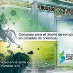 Las bases del Concurso de Diseño de Refugios Urbanos se pueden solicitar en Chiclana 375 #ParticipaciónCiudadana http://t.co/4FcxAbuBDC