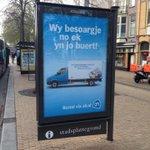 Beste collegas van @albertheijn @AlbertHeijnPers Deze posters hangen op het Zuiderdiep in #GRONINGEN  #fail http://t.co/LCY0emvDnL