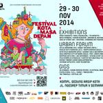 Festival Kota Masa Depan | 29 - 30 November 2014 | @ Gedung Arsip Semarang | Info @grobakhysteria #eventSMG http://t.co/nhagESt3Y7