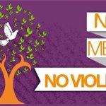 Noviembre mes de la no violencia #Ecuador ponte naranja http://t.co/Bpzvi3HutR
