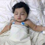 الطفلة بيلسان نواف الشمري   عمرها 9 شهور مصابة بسرطان الدم فصيلة الدم(o-)بحاجة للتبرع مدينة الملك فهد الطبيه http://t.co/yJoESaiVRs