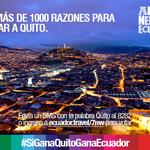 #Quito es maravillosa. Apóyala con tu voto y mírala convertirse en una ciudad maravilla. http://t.co/COlkCcCiFM http://t.co/49rL1VlSju