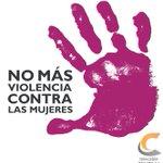 Hoy es el día internacional en contra de la violencia hacia la mujer. Dile NO a la violencia de género. http://t.co/lLhIsohULQ