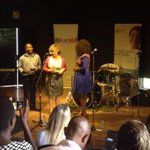 British Ambassador @CatrionaLaing1 introduces singer @cynthiamare at the @UKinZimbabwe @zwBritish launch of #16days http://t.co/QHOlPJnXfg