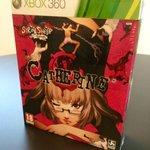 Pour la #SainteCatherine, on vous fait gagner ce collector du jeu Catherine ! RT&Follow ! Tirage au sort demain 14h ! http://t.co/bGI8eJB8T6