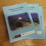 .@GalwayHour jst launched Galway City Walks - Buildings in Stone in assoc. with the Geology Dept. @nuigalway http://t.co/Btr3lHxbLM