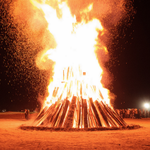 Well, while we're announcing things…We are LIVE STREAMING Bonfire! When: Tomorrow, 8pm Where: http://t.co/xFCbbEBbgZ http://t.co/U9lhwaBnma
