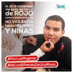 Nuestros programadores tambien se unen a la campaña #NiconelPetalodeunaRosa #PorlasMujeres @grupolinktic http://t.co/0kM375zKEK