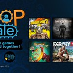 The co-op gaming sale starts today! Save money on multiplayer: http://t.co/6XKirdYNQJ http://t.co/Knq7L4W1O6