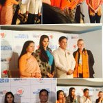 Thank you #UNWomen for giving me this opportunity. Took Oath as #UNGoodwillAmbassador in #delhi http://t.co/QZflSvYQXh