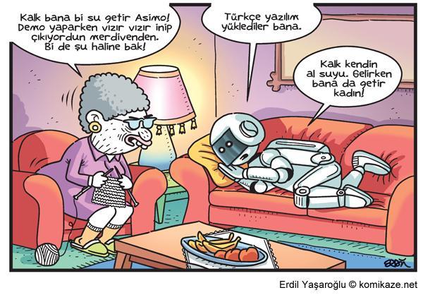 Asimo'ya Türkçe yazılım.. http://t.co/Ttf9YbJ0MY