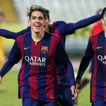 The U19 team came from behind to beat APOEL 3-2 in the UEFA Youth League http://t.co/0sl2GI1EBc http://t.co/WZjnuzhErB