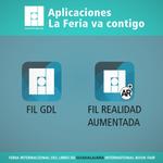 Descarga nuestras aplicaciones y deja que te guíen por la Feria http://t.co/JOY62iJymy #SomosLectores http://t.co/jJTo5b5QfZ