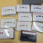 .@wamu885s John Tanner is working on transferring Marion Barry interviews from cassette to digital. #audiogeeksunite http://t.co/DrNZFdxWxc