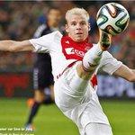 Betoog BertvMarwijk bij NOS over @DavyKlaassen past naadloos bij 4 pag. interview met Klaassen morgen in #VI #Ajax http://t.co/CUipKJZQRw