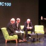 Inspirerende inleiding Jan Terlouw bij 100ste milieucafé. Allesbehalve fossiel van geest. #mc100 http://t.co/F34CeBCXjh