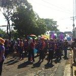 La marcha de las mujeres en Managua contra la violencia http://t.co/NHcSahpsp8