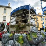 In this town in #Ireland, a goat reigns as king for three days every year: http://t.co/f0fghWiIw6 #festivals http://t.co/0mZDVBh9aI