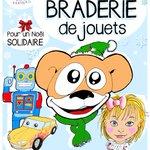 Du 1er au 24/12 Secours populaire de #Montpellier GRANDE BRADERIE DE JOUETS lu,ma,jeu,ven 14h30/17h et mer,sam10h/12h http://t.co/YdT0pYYvNh