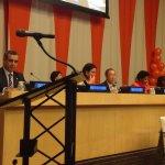 Dr. Gustavo Jalkh forma parte de expositores en el acto conmemorativo desarrollado en la ONU. #NYC #nomásviolencia http://t.co/cGS2BWOhZe
