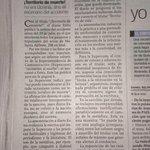 La Supercom sanciona una metáfora de El Extra. Esto está entre lo ridículo, lo aberrante y lo inmensamente trágico http://t.co/8yxqauuS54