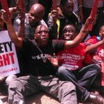Protesters #OccupyHarambeeAve over insecurity (http://t.co/wLhAYcXYXJ) http://t.co/XmLexnxjTH
