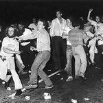 Hey, LGBT people: remember when the media demonized US for rioting against police brutality? http://t.co/41oQPugdDn http://t.co/PQadNV53H6