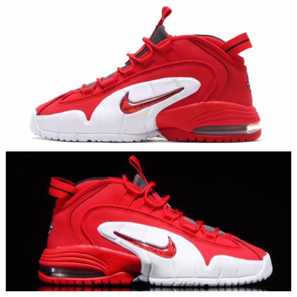 This University Red Air Max Penny I is so dope. http://t.co/dlppqNCJf1