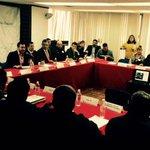 En la @CEDHJ celebrando el Consejo Consultivo de Seguridad del @AytoGDL revisando avances y retos! #GDL http://t.co/6GEtnS9Wq6