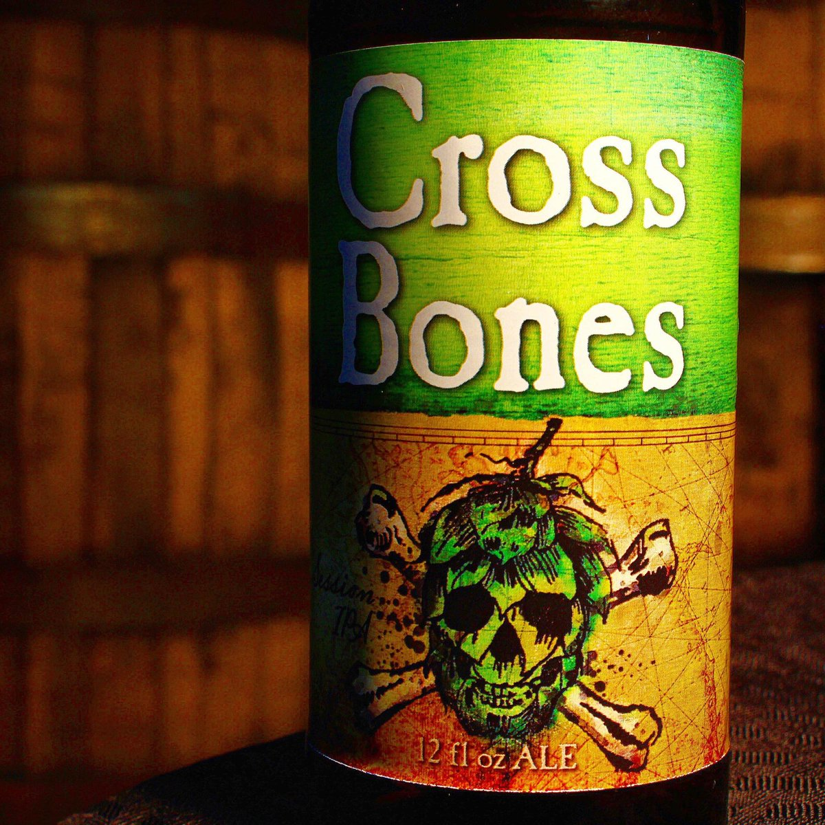 Introducing our first new year-round beer since 2003...#CrossBones #January2015 #SessionIPA http://t.co/DzgYzVS6Hl
