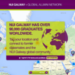 The NUI Galway Global Alumni Network will be launched by RTEs Sean ORourke this evening! http://t.co/mKxHOkk1LN http://t.co/Bb4E6p1RN6