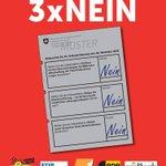 Hoffen wir, dass es so kommt! Parolen von @CVP_PDC, @SVPch, @grunliberale, @FDP_Liberalen und @BDPSchweiz. #Abst14 http://t.co/IwqbU9HopJ