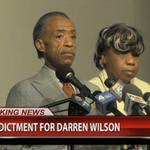 Al #Sharpton says no indictment for Darren Wilson 'an absolute blow' http://t.co/XwJvzEAnJC #Ferguson http://t.co/2w07LPRYOK