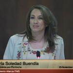.@solbuendia resalta trabajo realizado por Gobierno para eliminar violencia a la mujer e indica falta mucho por hacer http://t.co/MzIewN0OZV