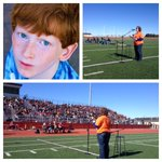 Jacki James speaking to @EastViewPatriots about her son Peyton and why #KindnessMatters @KVUE http://t.co/23jPEVStq4