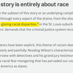 Read @laurenwilliams on how Wilson's testimony fits into a long history of racial stereotypes http://t.co/EapJfnYZzr http://t.co/uGYjNtO8Hj