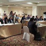 Reunión #LigaProfesional Comienza la presentación del proyecto de Liga Profesional de Fútbol http://t.co/yv1U8fzt3U