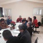 Instalación de la Comisión Paritaria Estatal de Carrera Magisterial para la Dictaminacion de la etapa 23,Chihuahua. http://t.co/nZie0u2NcC
