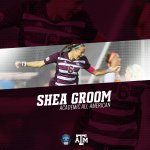 Just announced, @sheabayy6 earns Academic All-America Status #12thMan http://t.co/CMy7jhcq4X