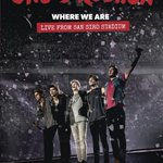 WIN! @onedirection Live from San Siro DVD. Posted worldwide. Follow @maximumpop & RT. Closes FRIDAY 9pm http://t.co/U0Klcsxodl