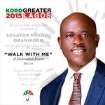 #WalkWithMe | Friday, November 28, 2014 | #ObanikoroDeclares #GreaterLagos http://t.co/ygyM05xOUa