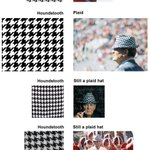 In what has become Iron Bowl week tradition, the annual reminder that houndstooth and plaid are not the same thing. http://t.co/YW5qmQdPFG